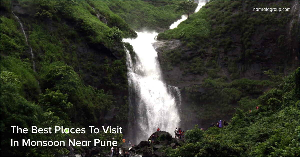 The Best Places To Visit In Monsoon Near Pune