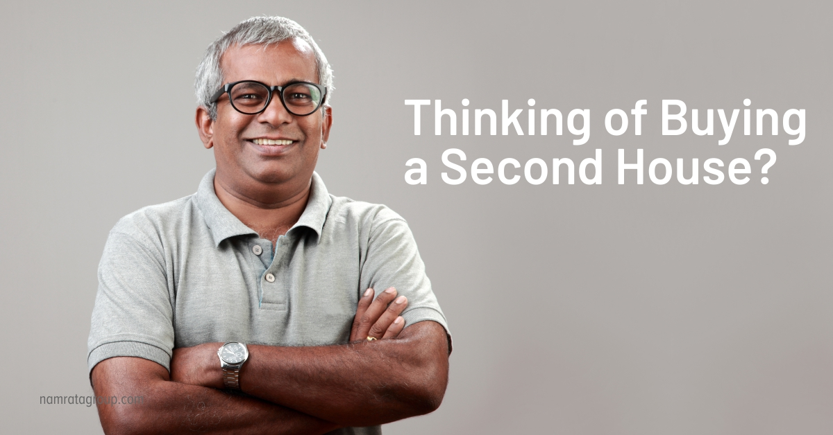 Thinking of buying a second house? Invest in Pune.